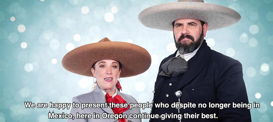Latinos en Oregon
